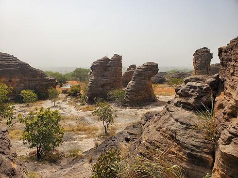Dôme de Fabédougou - Permacultur'Espoir