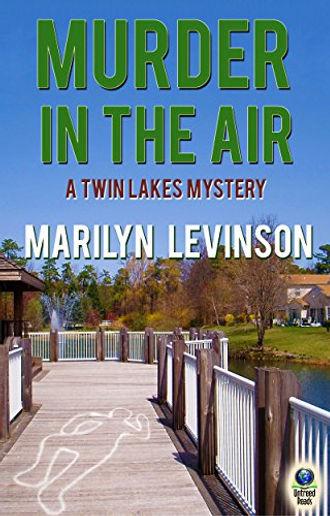 murder in the air | Marilyn Levinson