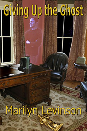 giving up the ghost   Marilyn Levinson
