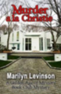 murder a la christie | Marilyn Levinson