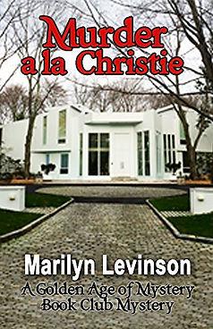 Murder a l Christie | Marilyn Levinson