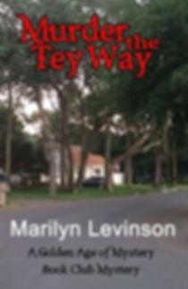 murder the tey way | Marilyn Levinson