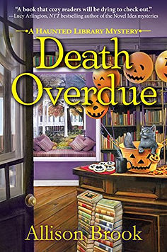 Death Overdue-A Haunted Library Mystery.