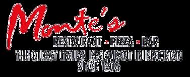 Monte's Logo