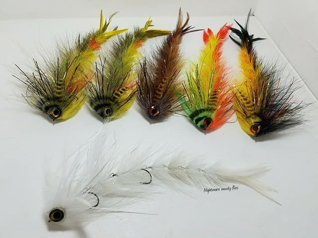 Fire tiger Gamechanger Fly With Wave Tail