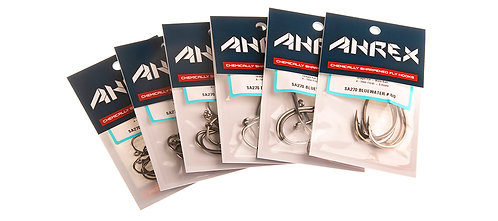 AHREX SA270 SALTWATER BLUEWATER HOOKS