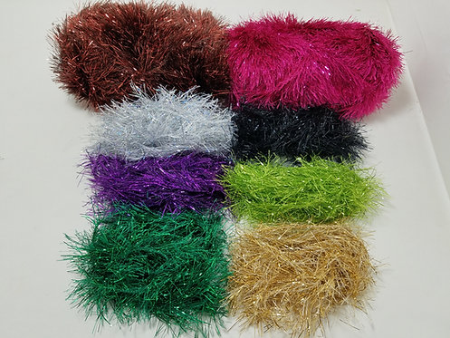 NMF FUR AND FLASH CHENILLE