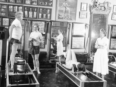 History of Pilates