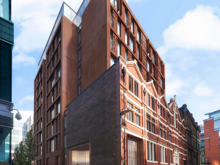 Gilbert Ash appointed on Moxy Manchester project