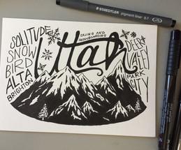 Utah Mountains Lettering.jpg