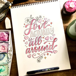 Love Actually Hand Lettering.JPG