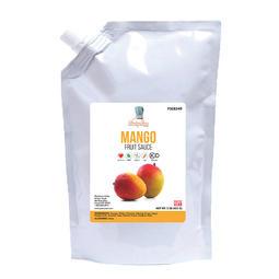 23 Mango Fruit Sauce 2LB SPOUT BAG (CMYK