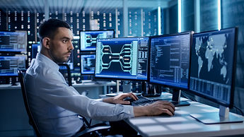System Security Specialist Working at Sy