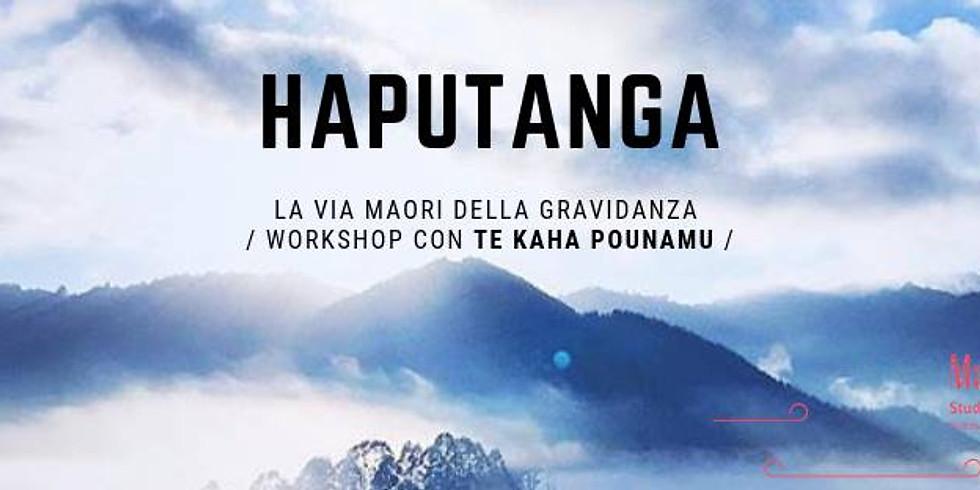La via Maori della Gravidanza e il coinvolgimento Maschile