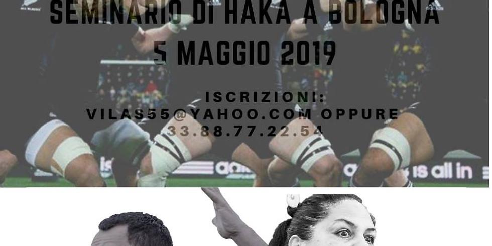 Workshop di HAKA a Bologna