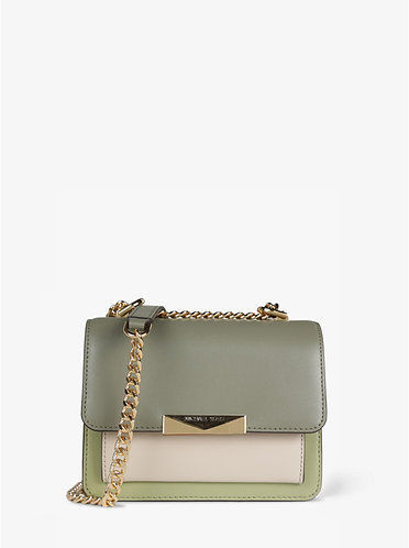 Jade XS Tri-Color Crossbody (more colors available)