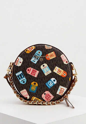 Delancey Canteen Crossbody - Luggage patches