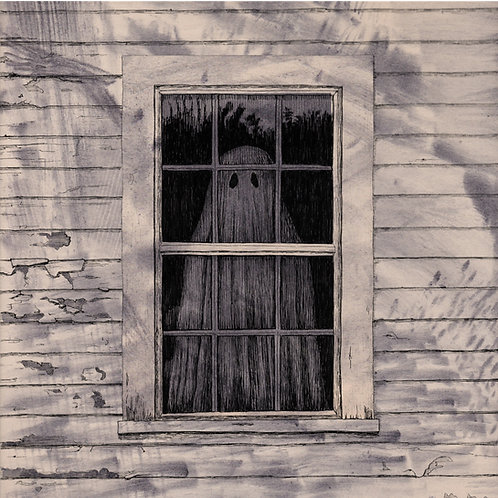 Ghost in window 1