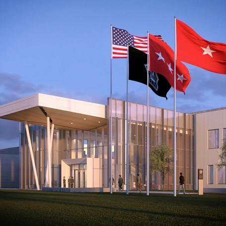 Fort Gordon Arcyber Project  BL Harbert International, LLC Fort Gordon, Georgia UFAD (PALT)