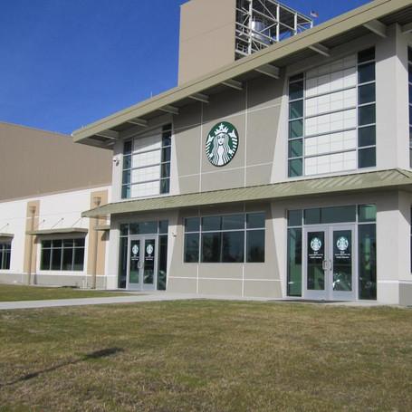 Starbucks Roasting Factory Stellar Industrial Solutions, Inc Augusta, Georgia (TAB)