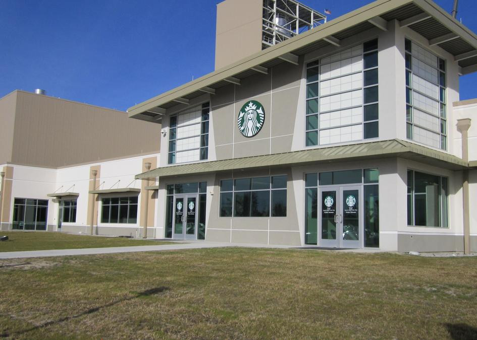 Starbucks Roasting Factory Stellar Industrial Solutions, Inc Augusta, Georgia (TAB)