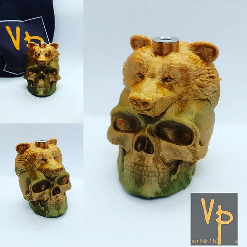 Bear Skull Atty