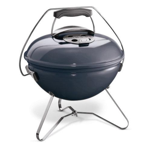 WEBER  Grill Smokey Joe Premium  37cm  Slate Blue