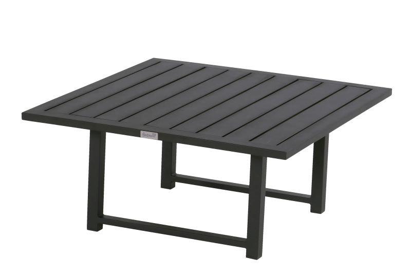 Hartman  TIM  Alu-Coffee-Table 90x90x40cm  anthrazit