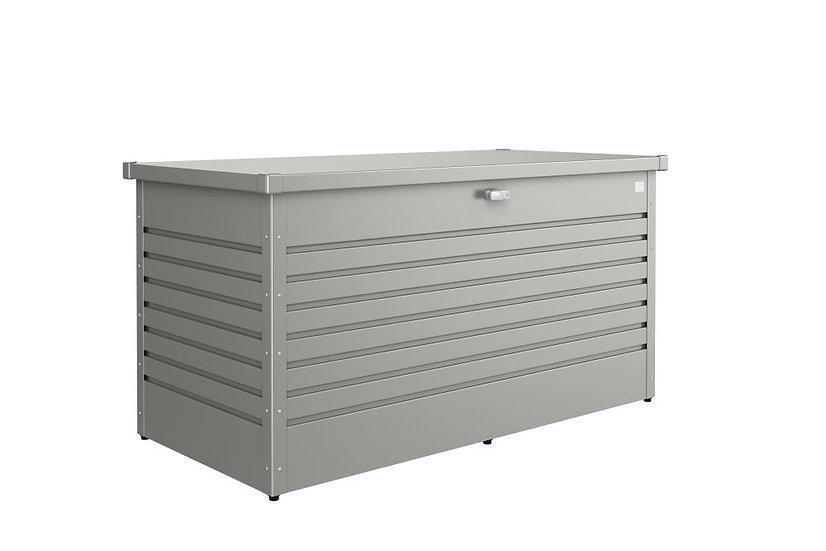 Biohort  Freizeitbox quarzgrau-metallic  160x79x83cm