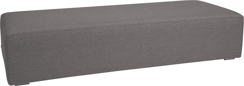 Stern  DOMINO  Bett/Liege 200x80x42cm  dunkelgrau