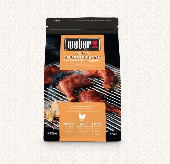WEBER  Räucherchips Poultry  700g