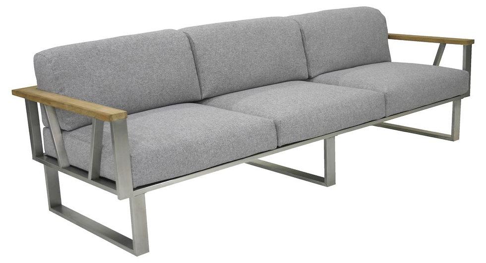 Zebra  BELVEDERE Lounge-Sofa 3-sitzer