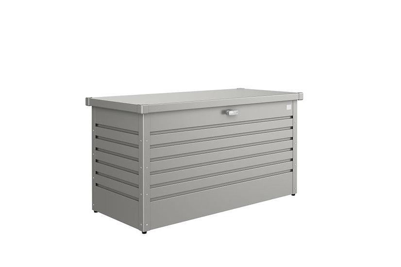 Biohort  Freizeitbox quarzgrau-metallic  133x60x70cm