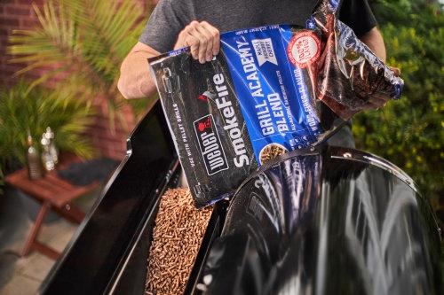 Weber SmokeFire 100% natürliche Holzpellets Grill-Academy-Blend
