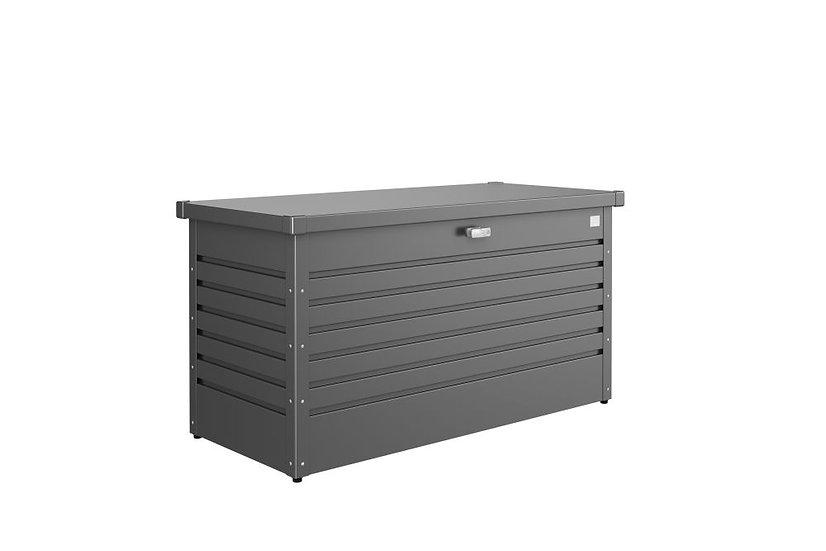Biohort  Freizeitbox dunkelgrau-metallic  100x45x60cm
