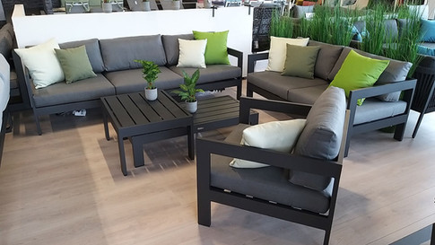 Outdoor Lounge Möbel Jati&Kebon Vigo