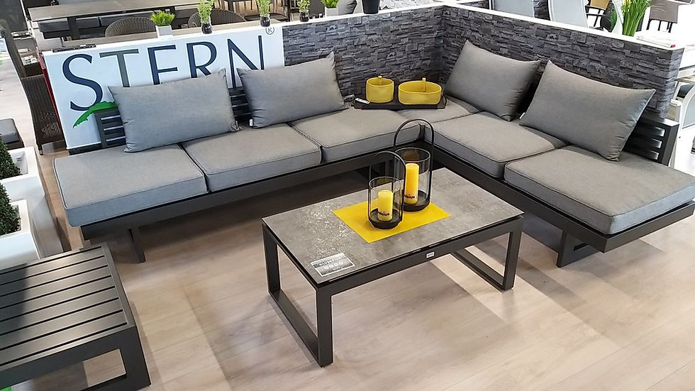 Stern NEW HOLLY Lounge Gruppe, anthrazit