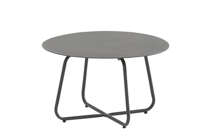 4 Seasons Outdoor  DALI  Lounge Tisch rund  D59  H35  anthrazit