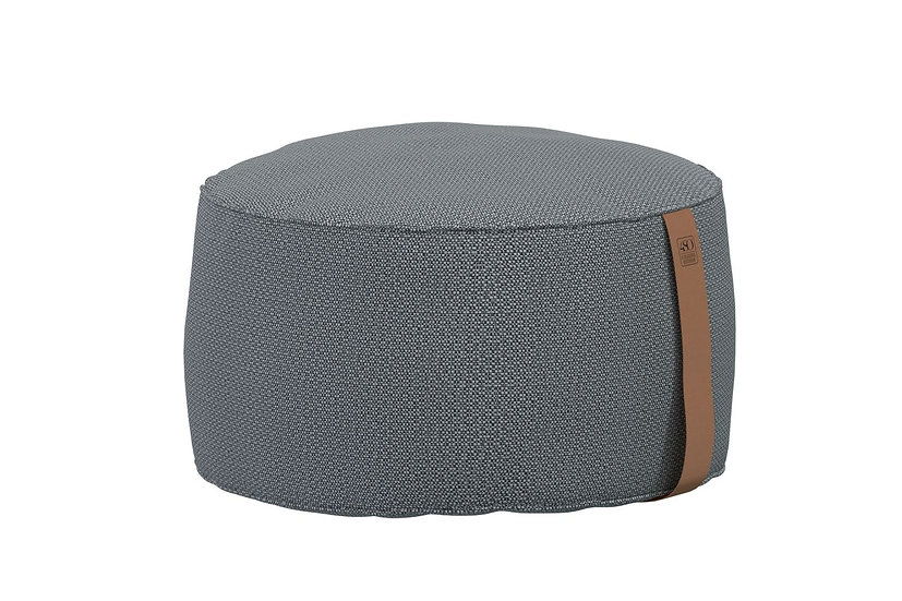 4 Seasons Outdoor  Outdoorstoff Pouf  D72  H38  anthrazit