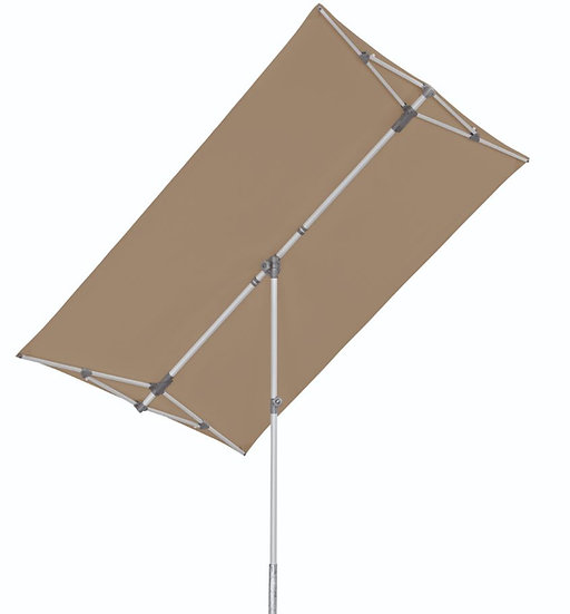 Glatz  FLEX-ROOF  Schattenspender  210x150cm  off-grey