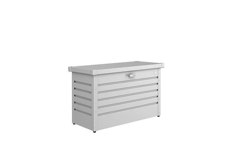 Biohort  Freizeitbox silber  100x45x60cm