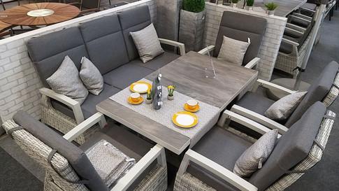 Outdoor Lounge Sitzgruppe SienaGarden Co