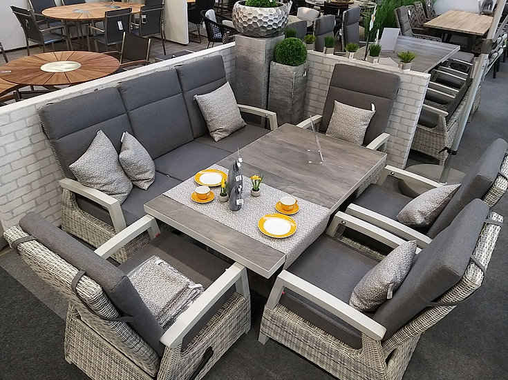 Siena CORIDO Lounge-Set 6-teilig