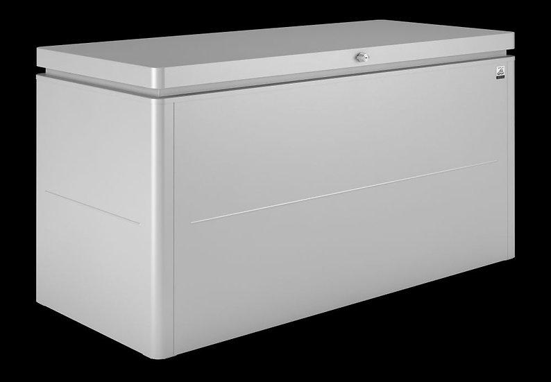 Biohort  Lounge-Box  silber  160*70*83
