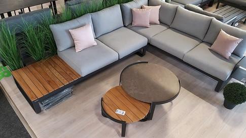 Zebra FLY Lounge-Set