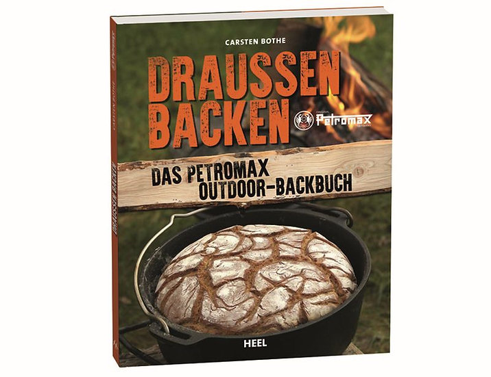 Petromax  Backbuch