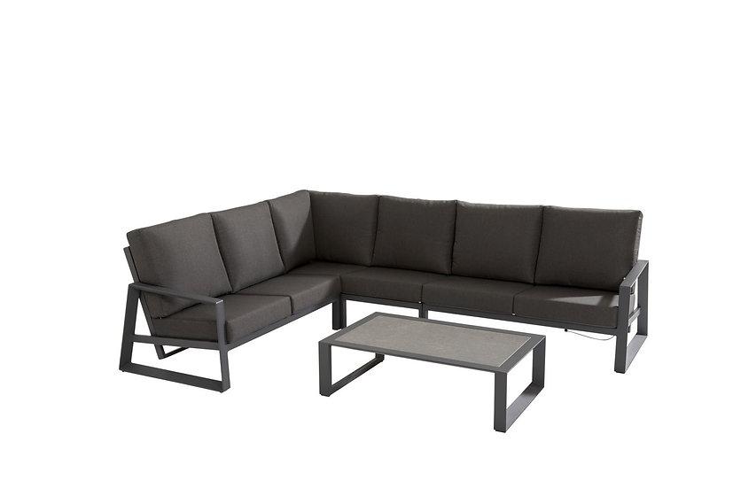 DAZZLING  Lounge  355x285cm  mit Kaffeetisch