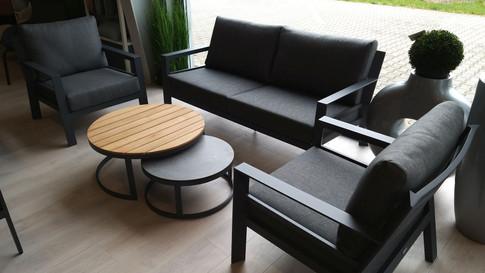 Outdoor Lounge Sitzgruppe Lieblingsplatz
