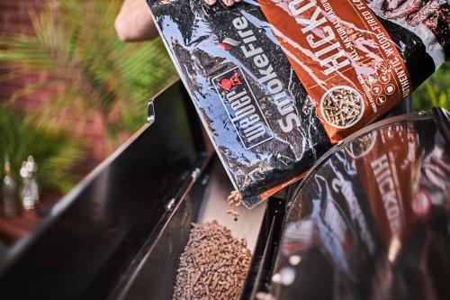 Weber SmokeFire 100% natürliche Holzpellets   Hickory