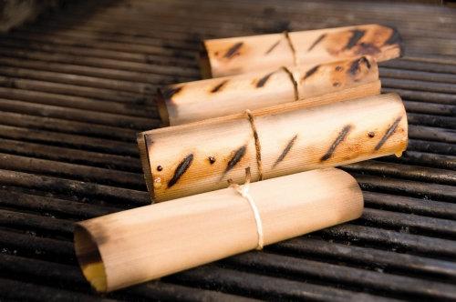 WEBER  Wood Wraps aus Zedernholz  8 Stk.